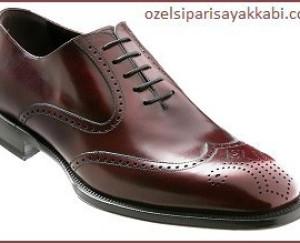 Koyu Renkli Erkek Ayakkabı Modelleri