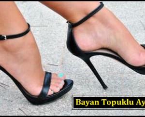 Bayan Topuklu Ayakkabı Siparişi