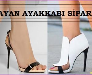 Bayan Ayakkabı Siparişi