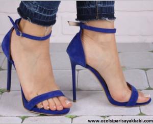 Bayan Süet Ayakkabı Modelleri 2017