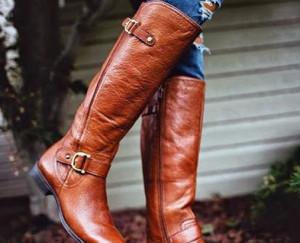 Kışlık Bayan Çizme Modelleri – 1