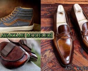 Yazlık Erkek Ayakkabı Modelleri – 1