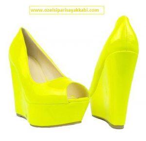 Rugan ayakkabı modelleri