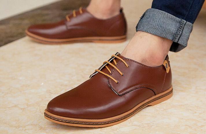 Klasik Oxford Ayakkabı Modelleri