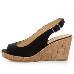 özel mantar topuk ayakkabı modelleri
