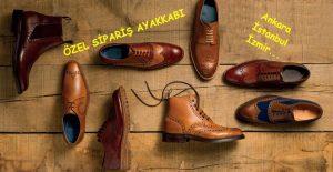 Ankara'da Ayakkabı Siparişi