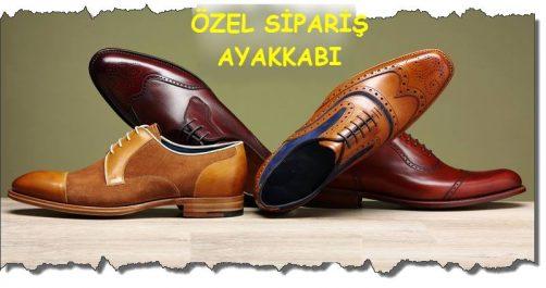 Özel Ayakkabı Yaptırma – Ayağa Özel Ayakkabı Siparişi
