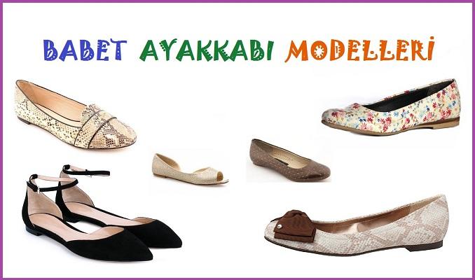 Bayan Babet Ayakkabı Modelleri – Babet Siparişi