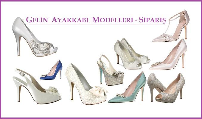 Gelin Ayakkabı Modelleri – Siparişi