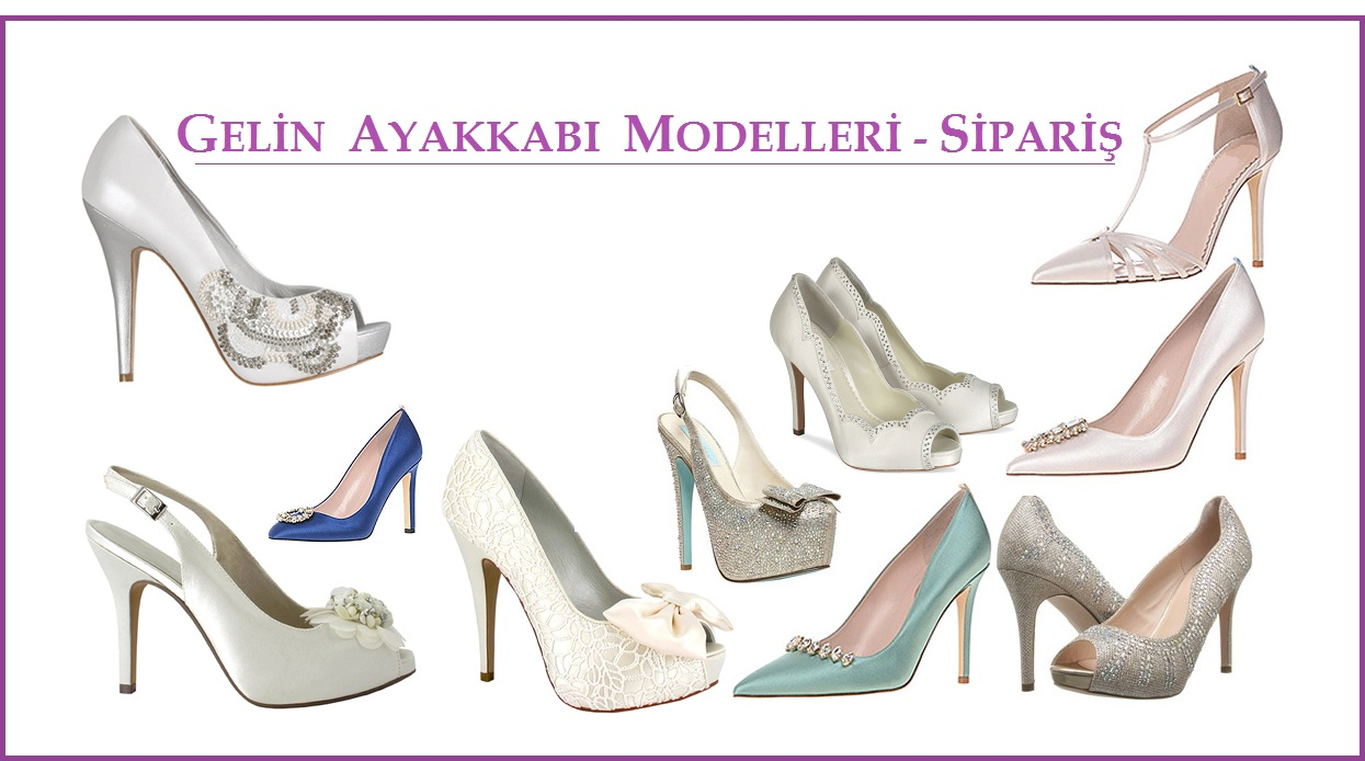 İstanbul'da Gelin Ayakkabısı Siparişi Yapan Yerler / Asil Kundura