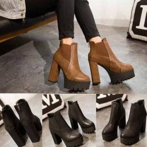 platform topuk ayakkabı modelleri