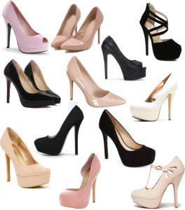 stiletto bayan modelleri