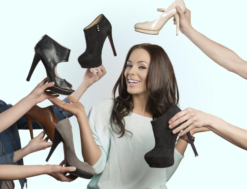 Ortopedik Bayan Ayakkabı Modelleri