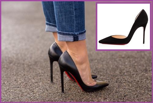 Özel Taşlı Bayan Stiletto Ayakkabı Modelleri