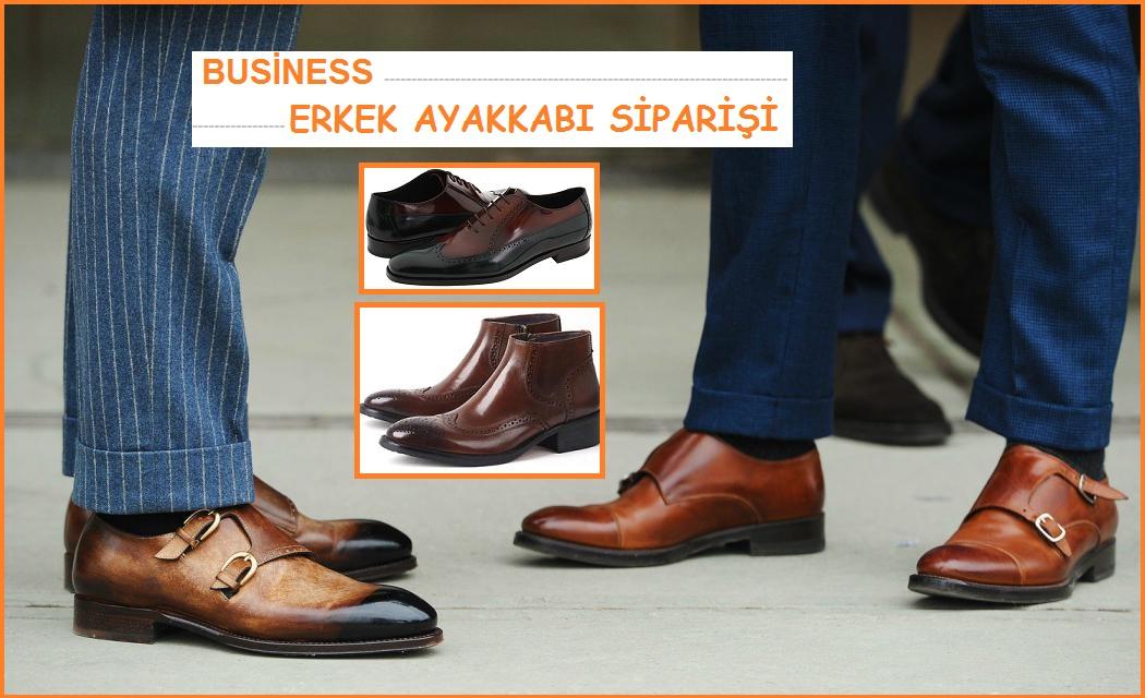 Kaliteli Erkek Ayakkabı Modelleri – Özel Siparişi