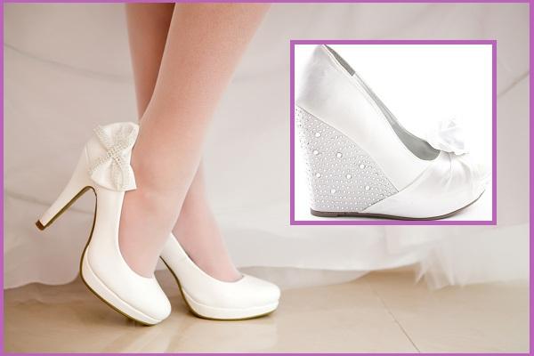 Gizli Topuk Gelinlik ayakkabı Modelleri – Ayakkabı Siparişi