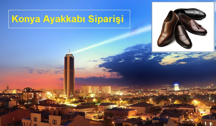 Konya'da Erkek Ayakkabı Siparişi Yapan Firma – Asil Kundura