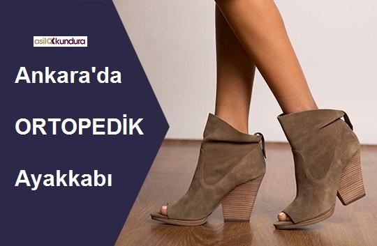 Ankara'da Ortopedik Ayakkabı Siparişi Yapan Yerler