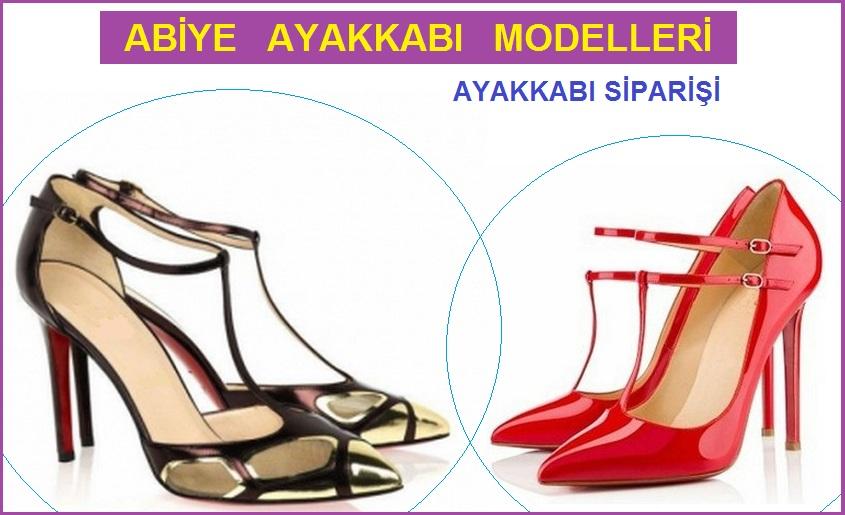 Bayan Abiye Ayakkabı Modelleri – Özel Ayakkabı Siparişi