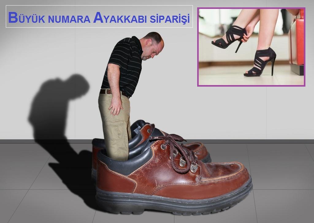Büyük Numara Ayakkabı Siparişi Vermek İçin Ne Gerekli?
