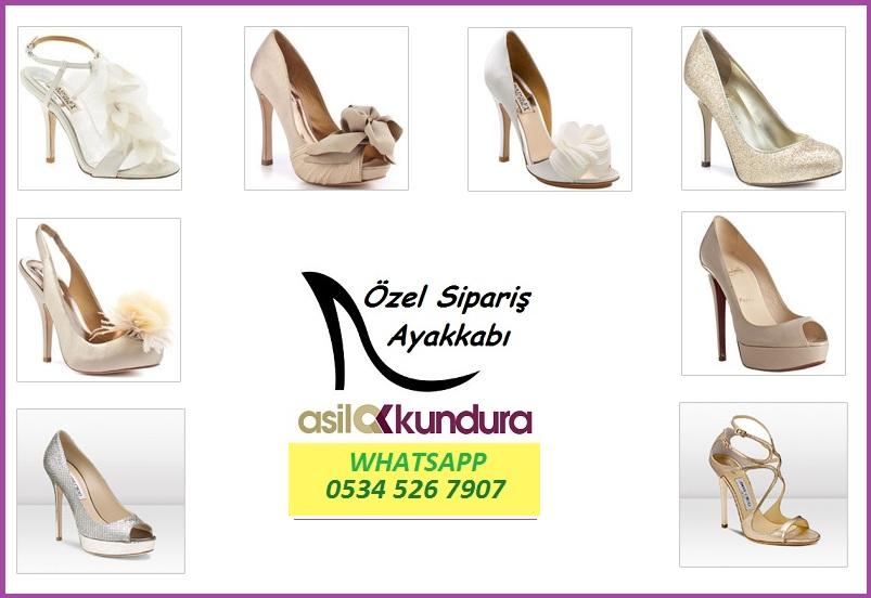 Bursa'da Gelinlik Ayakkabı Siparişi