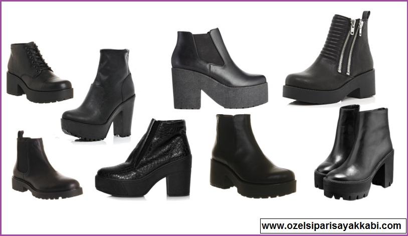 platform Ayakkabı modelleri