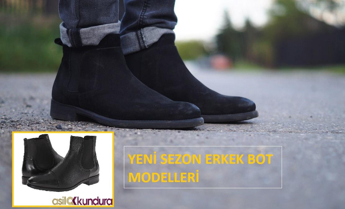 Yeni Sezon Erkek Bot Modelleri – Bot Siparişi