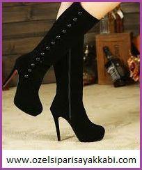 Bursa'da çizme siparişi