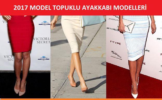 2017 Yılına Özel Topuklu Ayakkabı Modelleri