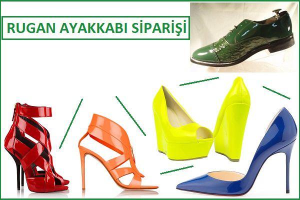 Özel Rugan Ayakkabı Modelleri