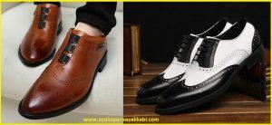 ayağa özel ayakkabı siparişi