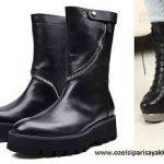 Boyu Uzun Gösteren Ayakkabı Modelleri