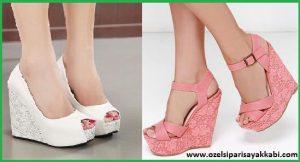 Gelinlik Ayakkabı Siparişi
