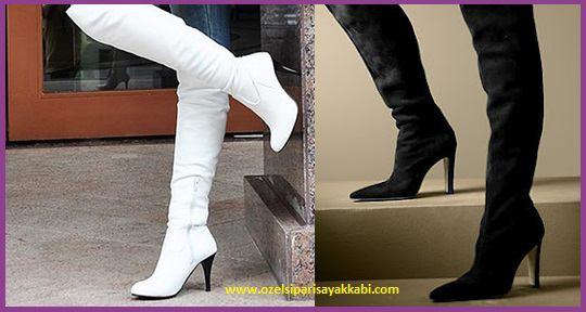 Dizüstü Çizme Modelleri