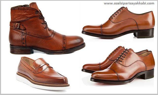 Taba Rengi Ayakkabı Modelleri