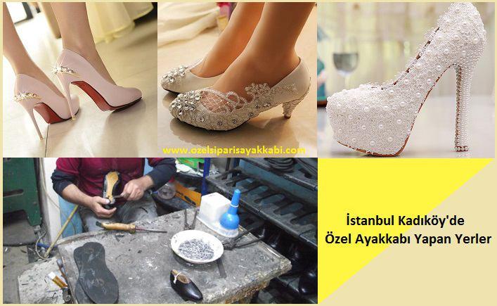 İstanbul Kadıköy'de Ayakkabı Yapan Yerler