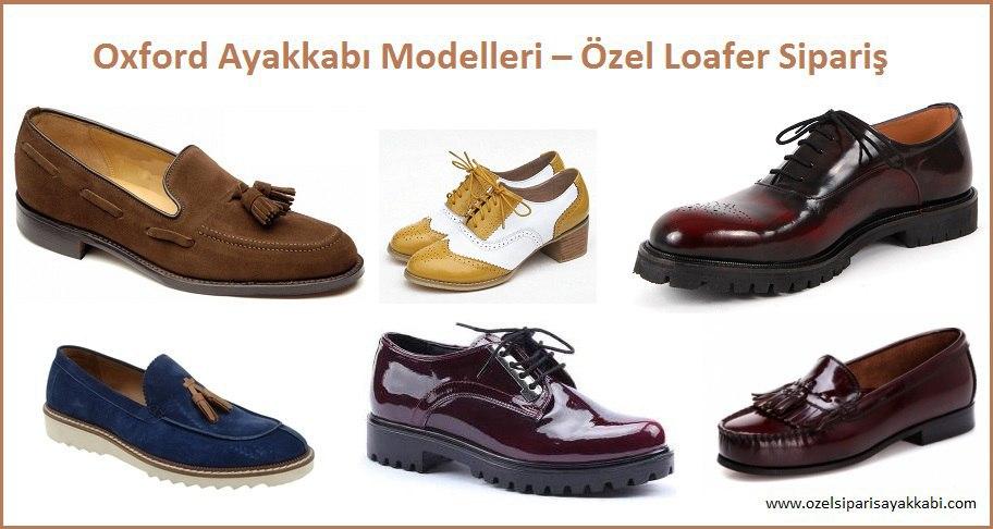 Oxford Ayakkabı Modelleri – Özel Loafer Sipariş