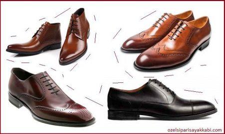 Özel Klasik Erkek Ayakkabı Modelleri