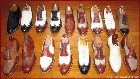 Özel Erkek Ayakkabı Modelleri 2017