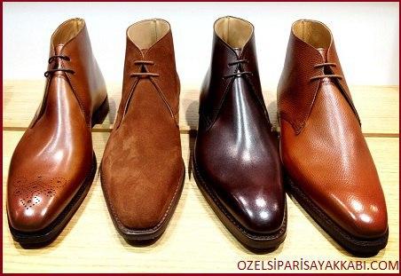 Özel Erkek Klasik Ayakkabı Yapımı