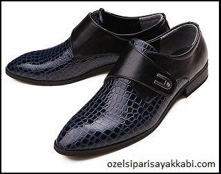 Tokalı Klasik Erkek Ayakkabı Modelleri