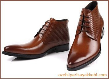 Bağcıklı Klasik Erkek Ayakkabı Modelleri
