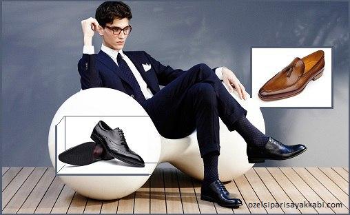Takım Elbiseye Uygun Erkek Ayakkabı Modelleri – Sipariş Ayakkabı