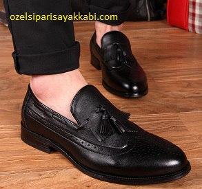 Takım Elbiseye Uygun Ayakkabı Modelleri