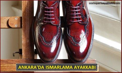 Ankara Kızılay'da Özel Ayakkabı Siparişi Yapan Firmalar