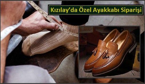 Kızılay Özel Ayakkabı Siparişi