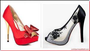 Konya'da Kıyafete Uygun Abiye Ayakkabı Siparişi