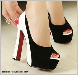 Büyük Numara Bayan Ayakkabı Modelleri - Özel Sipariş
