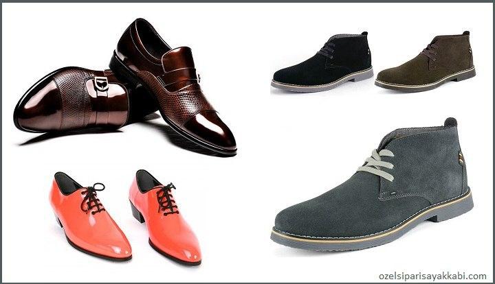 Erkek Ayakkabı Modelleri 2017
