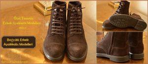 Bağcıklı Erkek Ayakkabı Modelleri